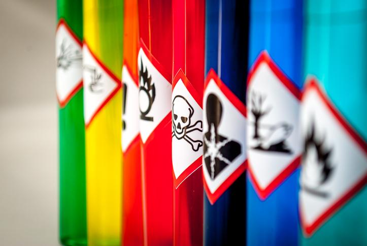Farliga kemiska ämnen
